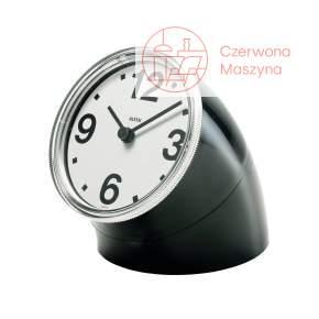Zegar na biurko Alessi Cronotime czarny