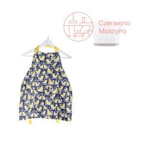 Fartuszek i czapka kucharska Zuzu Toys Żółte Wróbelki 1-2 lata
