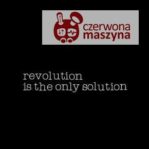 Neon Seletti REVOLUTION IS THE ONLY SOLUTION
