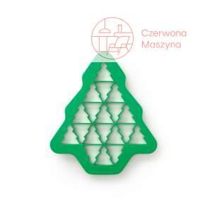 Forma do wykrawania ciastek Lékué Puzzle Choinki