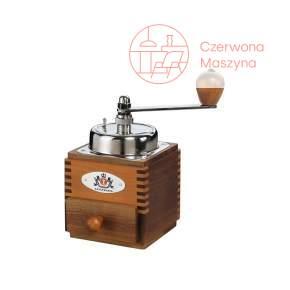 Młynek do kawy Zassenhaus Montevideo h 20 cm, brąz