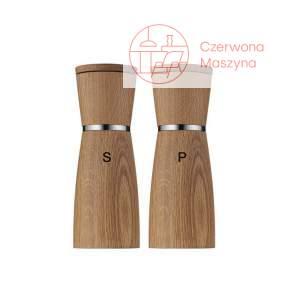 2 młynki do przypraw drewniane WMF Ceramill Natura
