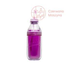 Butelka ze słomką Aladdin 470 ml, fioletowa