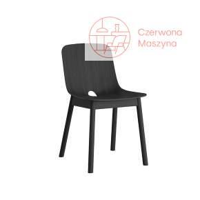 Krzesło Woud Mono czarne