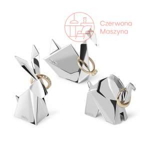3 stojaki na biżuterię Umbra Origami