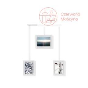 Ekspozytor do 3 zdjęć Umbra Exhibit, white