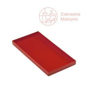 Organizer Authentics Stack 30 x 15 cm, czerwony