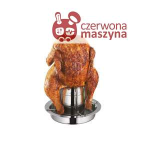 Stojak do pieczenia kurczaka Küchenprofi BBQ Advantage