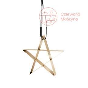 Zawieszka świąteczna Stelton Figura Gwiazda 11 cm