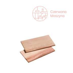 2 deski do grillowania Küchenprofi Smoky 30 cm