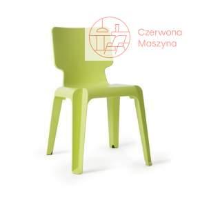 Krzesło Authentics Wait limonkowe