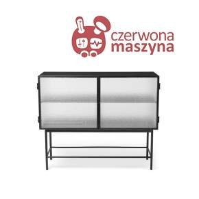 Komoda ferm LIVING Haze Sideboard, Black