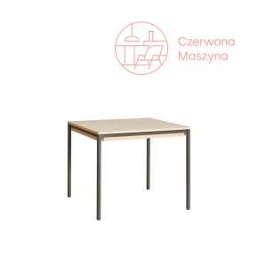 Stół Woud Piezas 85 x 85 cm