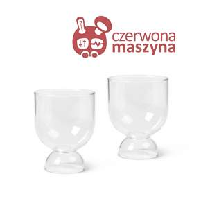 2 Szklanki ferm LIVING Still Glasses