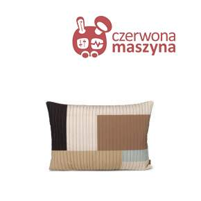 Poduszka ferm LIVING Shay Quilt Cushion 60 x 40 cm, Desert
