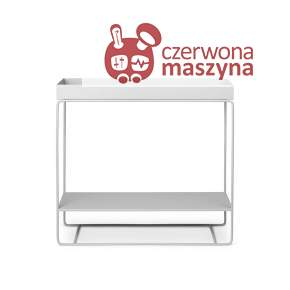 Konsola dwupoziomowa ferm LIVING Plant Box light grey