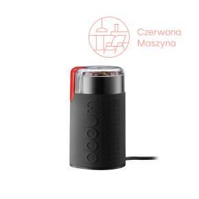 Młynek elektryczny do kawy Bodum Bistro h 16,8 cm, czarny