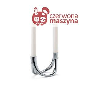 Świecznik Philippi Bow, 2 świece