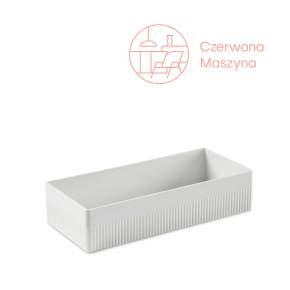 Pojemnik na akcesoria łazienkowe Authentics Kali 6 cm, białe