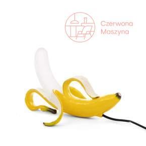 Lampa stołowa Seletti Banana Huey, yellow