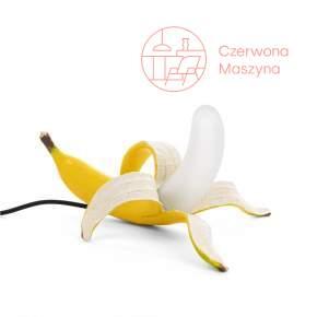 Lampa stołowa Seletti Banana Dewey, yellow