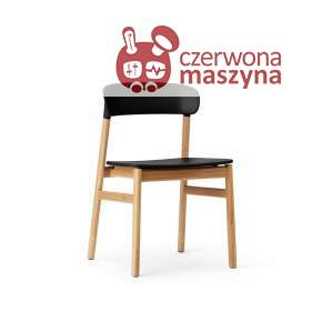 Krzesło Normann Copenhagen Herit oak black