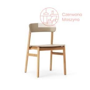 Krzesło Normann Copenhagen Herit oak sand
