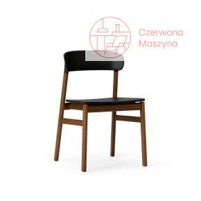Krzesło Normann Copenhagen Herit smoked oak black