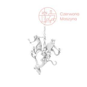 Żyrandol Seletti Monkey Chandelier, biały