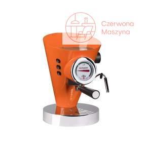 Ekspres do kawy Bugatti Diva 0,8 l, pomarańczowy