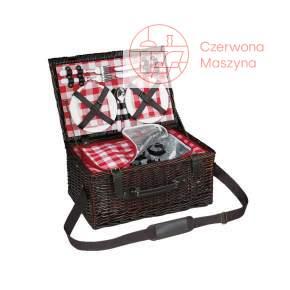 Kosz piknikowy dla 4 osób Cilio Varese