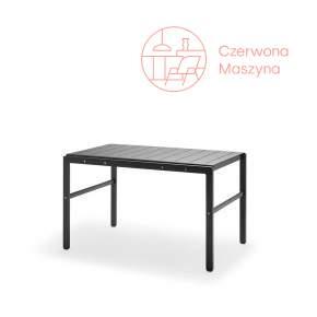 Stół ogrodowy Skagerak Reform 125 cm aluminiowy, antracytowy