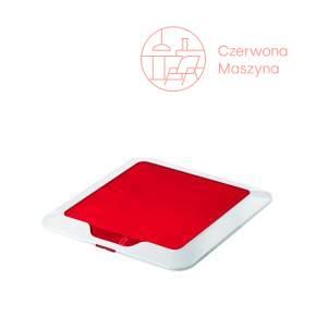 Waga kuchenna elektroniczna Guzzini My Kitchen, czerwona