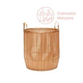 Kosz do przechowywania Hübsch, bambusowy