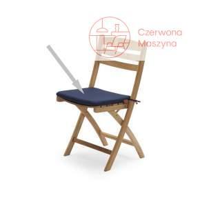 Poduszka outdoorowa Skagerak do krzesła Selandia, granatowa