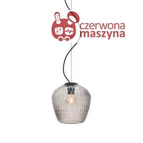Lampa &tradition Blown SW3, srebrna