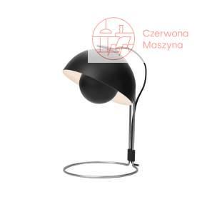 Lampa stołowa &tradition Flowerpot VP4, czarna matowa
