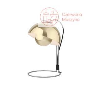 Lampa stołowa &tradition Flowerpot VP4, mosiężna polerowana