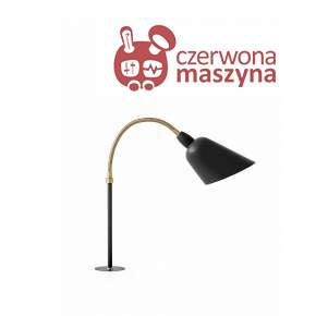 Lampa stołowa plug – in &tradition Bellevue AJ10 black brass