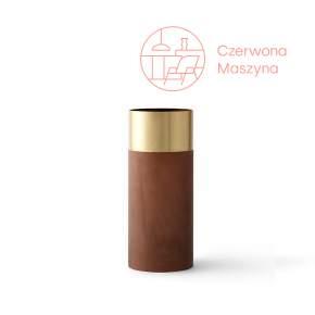 Wazon &tradition True Colour LP2 Terracotta Brass