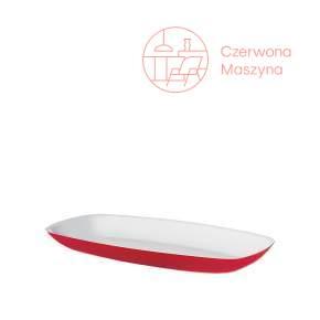 Półmisek Guzzini Vintage 47 x 23 cm, czerwony