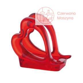 Serwetnik Guzzini Art & Cafe Love czerwony
