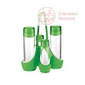 Zestaw do przypraw Guzzini Mirage zielony