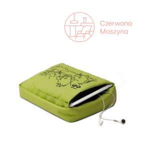 Poduszka na tablet Bosign z dwoma kieszeniami Bosign HiTech, limonkowa