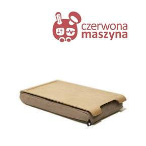 Podkładka pod laptop Bosign Laptray 43 cm, brązowa