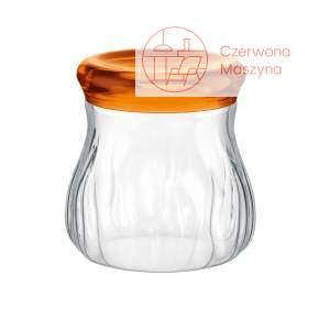 Pojemnik kuchenny Guzzini Aqua 0,75 l, pomarańczowy