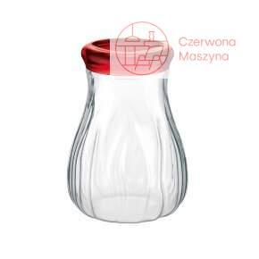 Pojemnik kuchenny Guzzini Aqua 1,6 l, czerwony