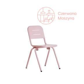 Krzesło Woud Ray różowe