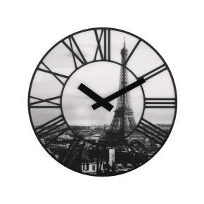 Zegar ścienny NeXtime La Ville Ø 39 cm