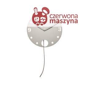 Zegar ścienny NeXtime Waggle 55,5 cm